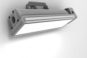 светодиодный светильник для ЖКХ-12, L-12, Л-12, ЭЛ-12, ЭЛЬ-12