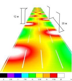 светодиодный уличный светильник L-STREET-24, Л-СТРИТ, ЭЛ-СТРИТ, модель освещения (широкая уличная)