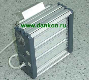 Светильник СКУ-80 80 Вт 220В LED 5500К светодиодный