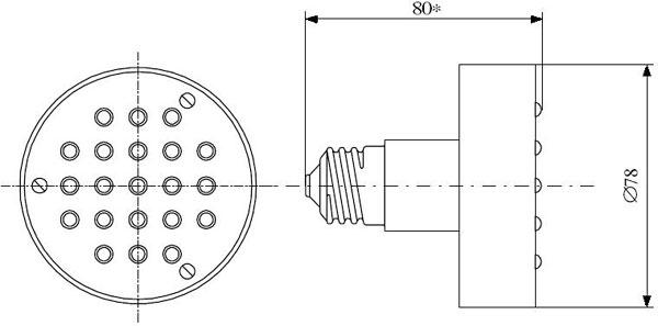 светодиодного УПС-1А